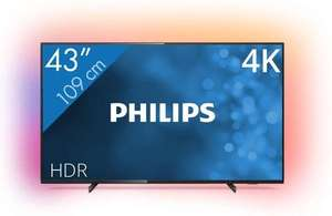 "Philips 43"" 4K TV"