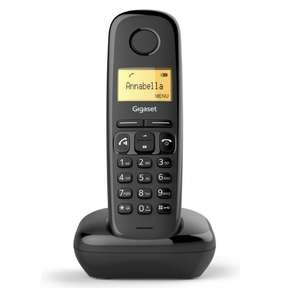 Gigaset AS190 - Single DECT telefoon -