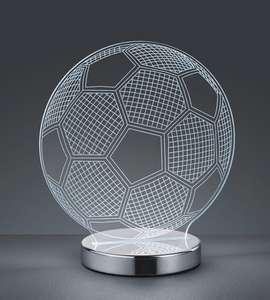 Reality BALL - Tafellamp - chroom - LED SMD