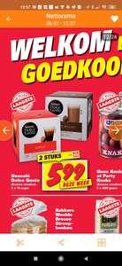 Diversen smaken dolce Gusto, 2 dozen voor 5,99