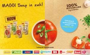 Gratis MAGGI Soep in zak t.w.v. €2,89 @Nestlé