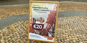Summer pass Bobbejaanland 20€