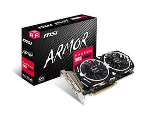 MSI Radeon RX 570 ARMOR 4G OC @ paradigit