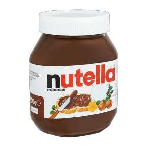 Nutella hazelnootpasta XL-pot 750 gram (€5,32/kg)