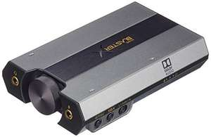 [Amazon.de] Creative Sound BlasterX G6 7.1 HD Externe USB DAC/versterker
