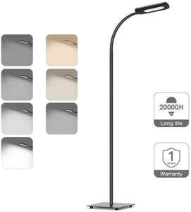 TECKIN LED vloerlamp dimbaar code @Amazon.de