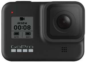 GoPro Hero 8 Black met SD kaart