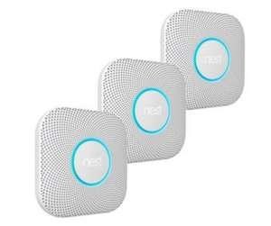 [50five] Nest Protect rook- en koolmonoxidemelder 3-pack (batterij)