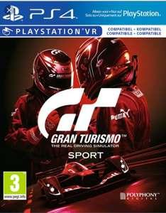 Gran Turismo Sport Standard Edition, PS4