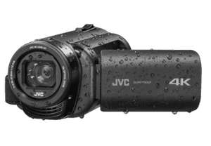 JVC GZ-RY980HEU Memory 4K Camcorder @ Media Markt