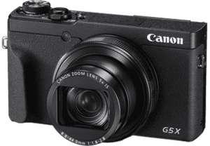 Canon PowerShot G5 X Mark II Camera na cashback @ Media Markt
