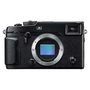 Fujifilm X-Pro2 systeemcamera Body Zwart