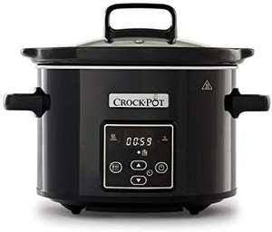 Crock-Pot Digital slowcooker @ Amazon NL