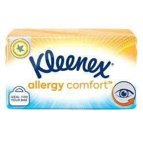 [Belgie!] Gratis Kleenex Allergy