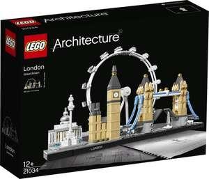 Diverse LEGO architecture sets bij Bol.com . Eventueel kortingstientje inzetbaar.