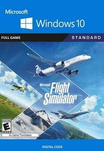 Microsoft Flight Simulator 2020 (Windows 10 Download + crossbuy met Xbox)