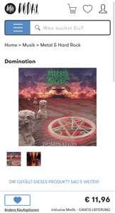 Morbid Angel - Domination LP