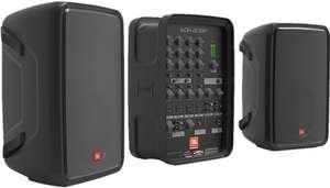 JBL EON 208P portable PA-set - 2 boxen en een mixer - ook via bluetooth
