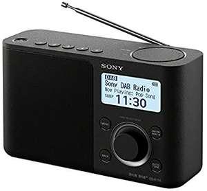 Sony XDR-S61D Draagbare Digitale Radio (FM/DAB/DAB+)