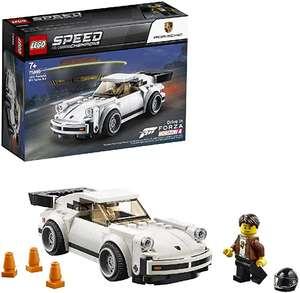 Porsche 911 Turbo 3.0 - Lego 75895 - Amazon NL & DE