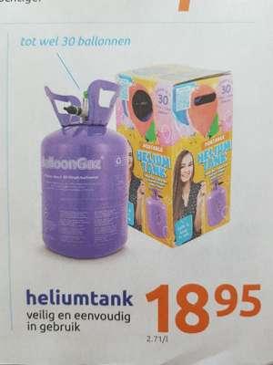 Heliumtank @ Action