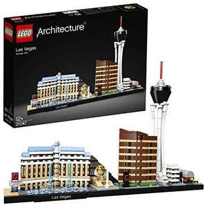[België] Amazon Frankrijk Lego Architecture Las Vegas