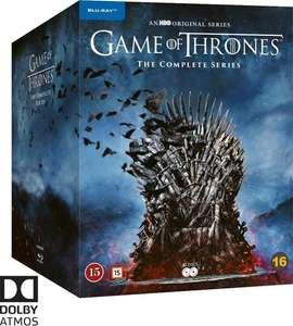 Game of thrones deel 1 t/m 8