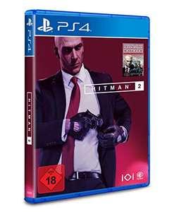 Hitman 2 (PS4) @ Amazon.de