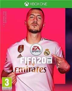 FIFA 20 (Xbox One Disc) @ Microsoft UK