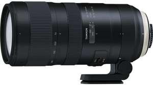 Tamron SP 70-200 mm F/2.8- Di VC USD G2 Nikon objectief