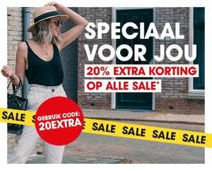 20% extra korting op alle Sale @ Ziengs