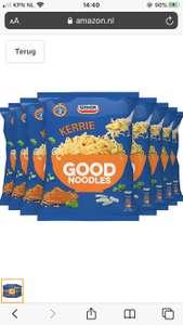 Unox Good Noodles Kerrie 11 x 70 g Voordeelverpakking