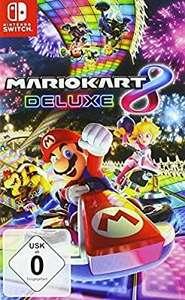 Mario Kart 8 Deluxe (Duitse hoes, speelbaar in NL en Engels) voor Nintendo Switch