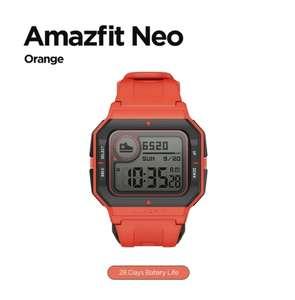 Pre-sale Huami Amazfit NEO retro smart watch (No GPS)