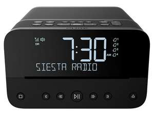 Pure Siesta Home Wekkerradio   DAB+ @ iBOOD