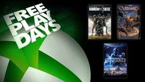 Free Play Days: Star Wars Battlefront II, Rainbow Six Siege en Outward