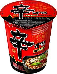 Nongshim Instant Cup Noedels Shin 12x