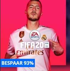 FIFA 20 EA Sports Playstation 4