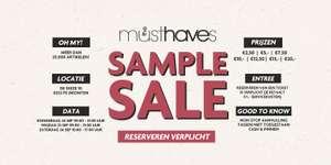 Sample Sale: dameskleding en schoenen - TheMusthaves