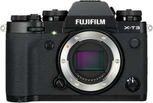 (België) FUJIFILM X-T3 BODY BLACK