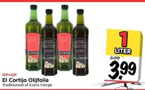 El Cortijo olijfolie 1 liter