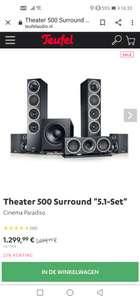 Theater 500 5.1 Surroundset
