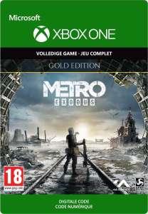 [Xbox One] Metro Exodus Gold Edition UK Key // Standard Edition €9,69 US Key
