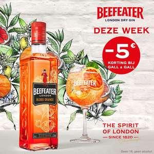 4 soorten Beefeater Gin