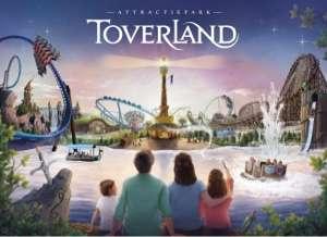 Gratis entree Toverland op Verjaardag + Kinderen onder 90cm