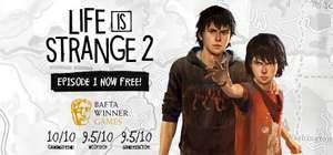 Life is Strange 2 Episode 1 gratis @ PS4/XB1/PC