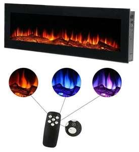 El Fuego Elektrische Wandhaard voor €119 @ Lidl-shop
