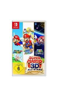 Super mario 3d all stars (verkrijgbaar vanaf 25 sept)
