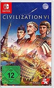 Sid Meier's Civilization (Nintendo Switch)