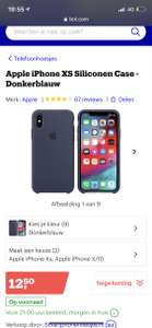 Apple iPhone X(s) cases origineel